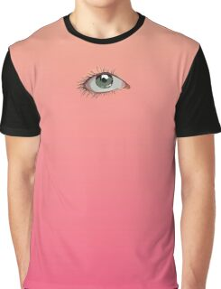 The girl with one eye Graphic T-Shirt