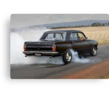 Black EH Holden Canvas Print