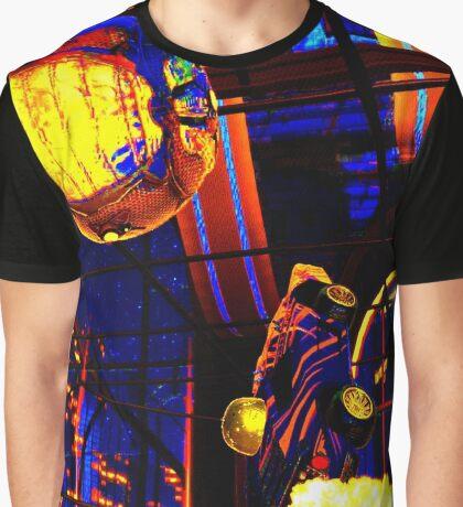 Rocket League Alpha items  Graphic T-Shirt