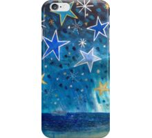 Talking to Stars - the boat iPhone Case/Skin