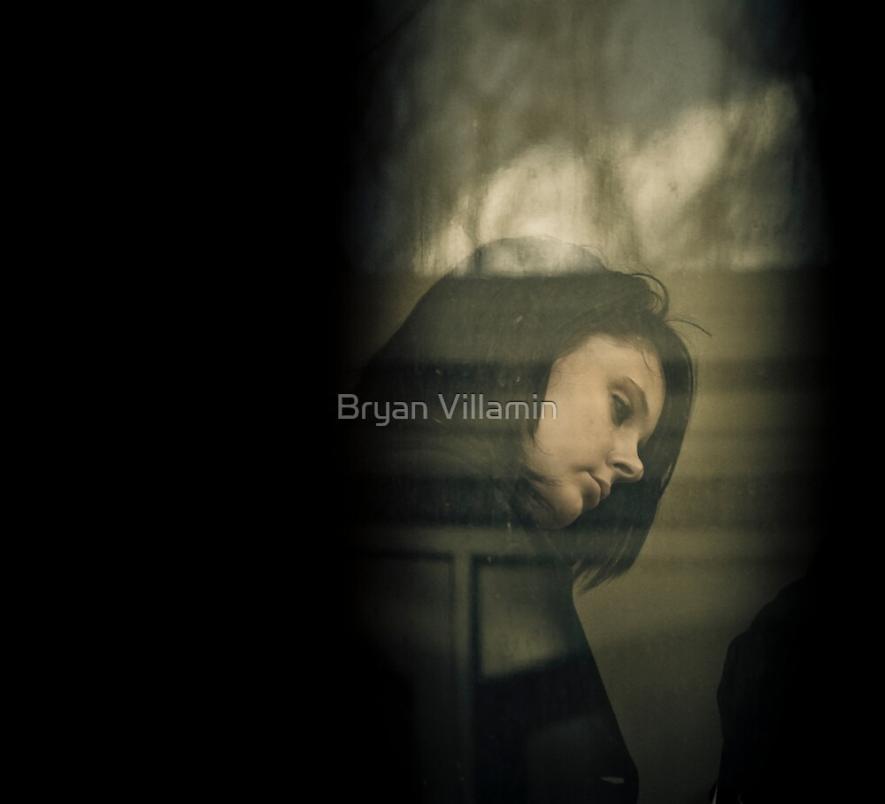 Watching from afar by Bryan Villamin