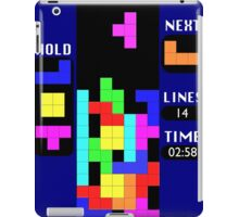 The Blocks Are Back iPad Case/Skin