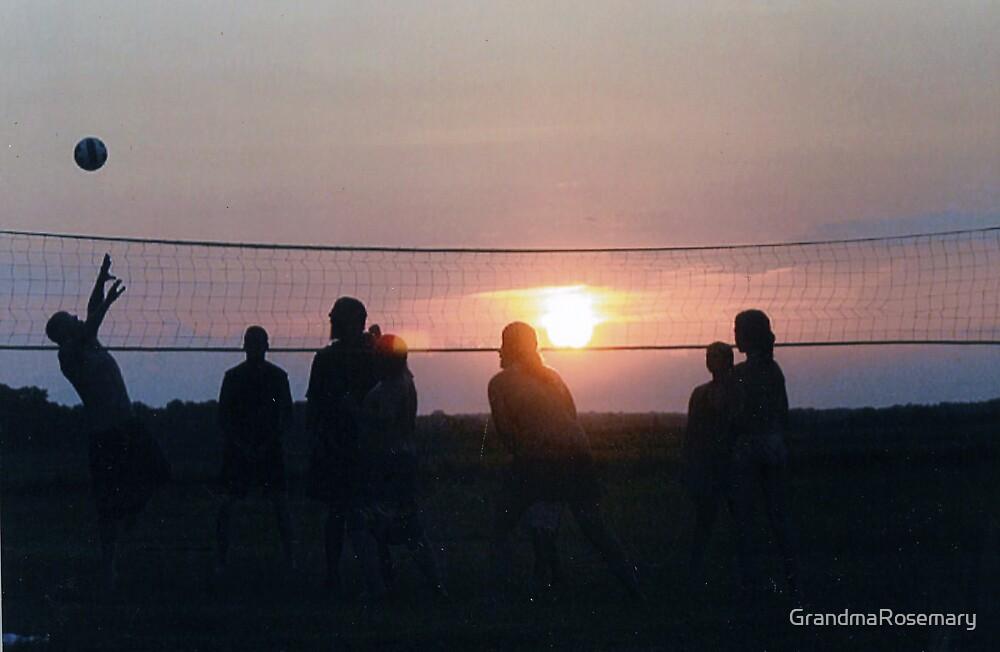 summer evening by GrandmaRosemary