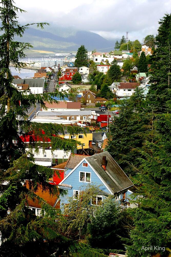 Colorful Alaska by April King