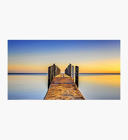 Quindalup Jetty Photographic Print