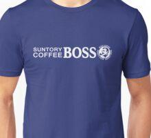 Suntory Boss Coffee Horizontal Unisex T-Shirt