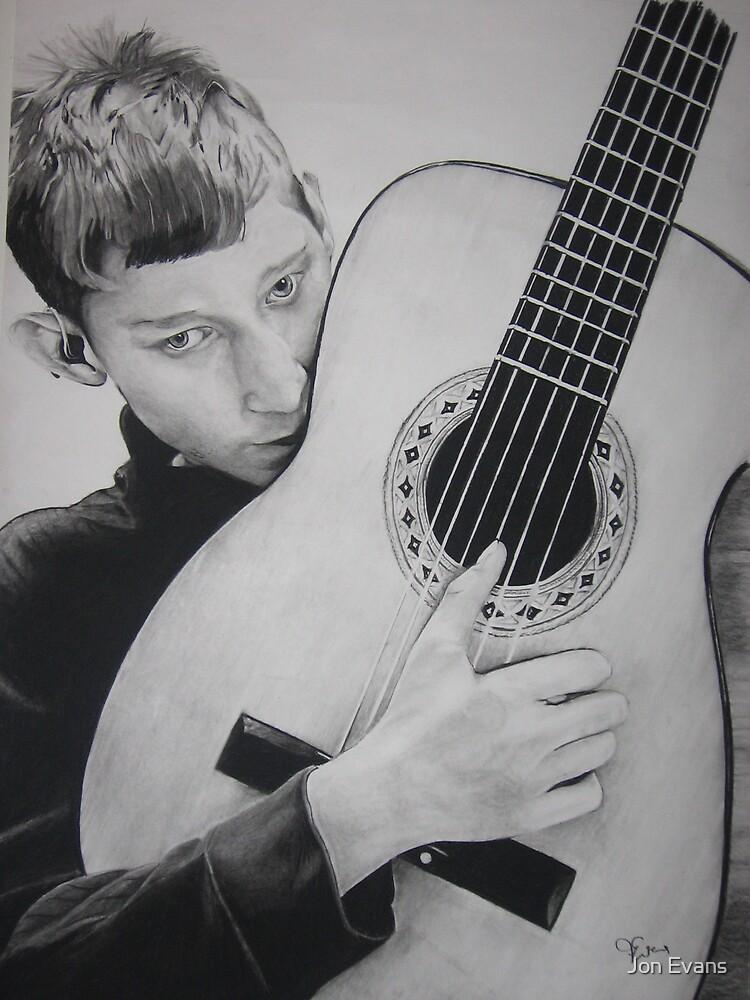 Matt by Jon Evans