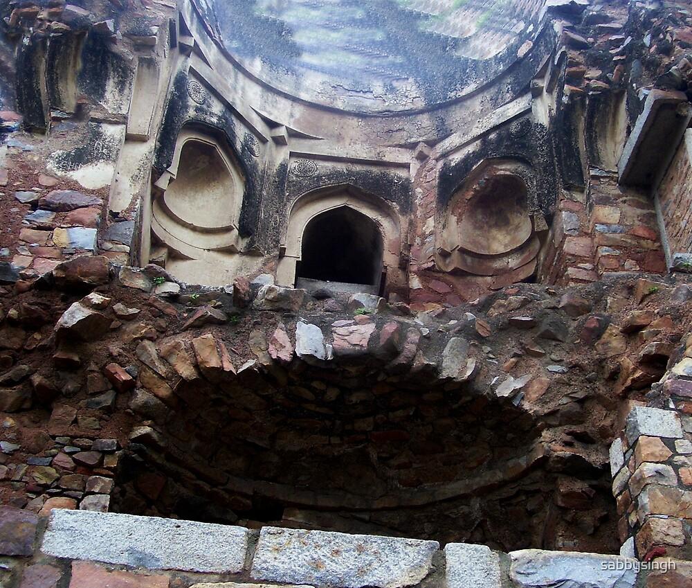 Pychedelic Ruins by sabbysingh