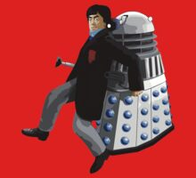 Doctor Who #2 and Dalek Kids Clothes