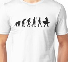 The Evolution of JoJo Unisex T-Shirt