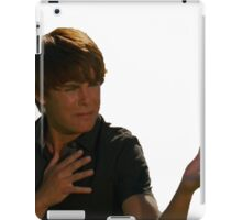 ZAc face iPad Case/Skin