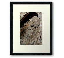 Burke, Cooper Creek,Outback Australia Framed Print