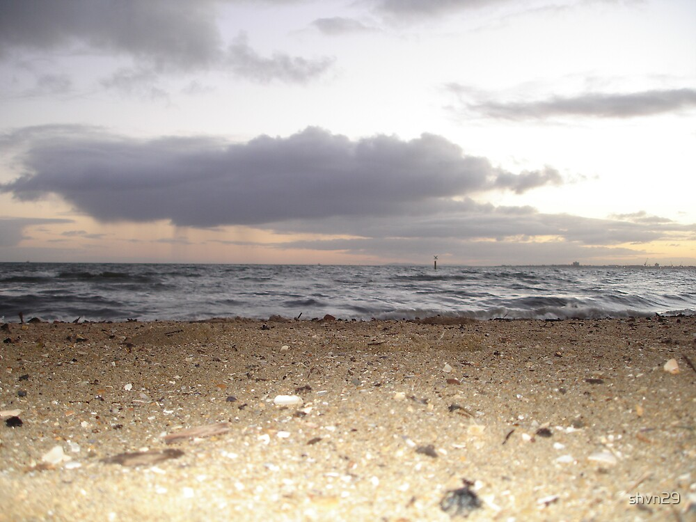 Sand+Sea+Twilight... by shvn29
