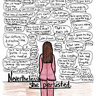 she persisted by shepit