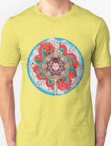Quan Yin Mandala T-Shirt