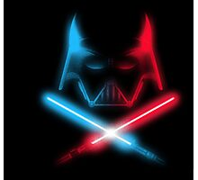 Sith and Sabers Photographic Print
