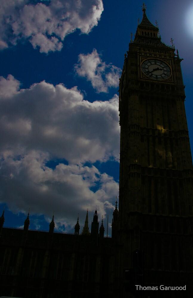 Big Ben by Thomas Garwood