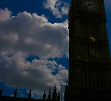 Big Ben by Thomas Garwood