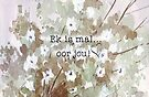 Ek is mal... oor jou! | I'm mad... about you! by Maree Clarkson