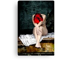 Paint my life Canvas Print