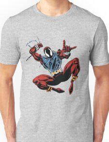 Spider-Man Unlimited - Ben Reilly the Scarlet Spider Unisex T-Shirt