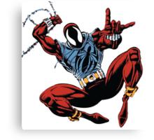 Spider-Man Unlimited - Ben Reilly the Scarlet Spider Canvas Print