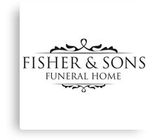 Fisher & Sons Canvas Print