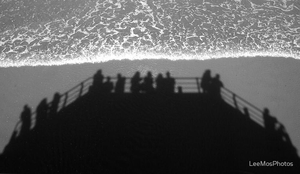 Pier Into The Sea by LeeMosPhotos