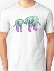 Baby Elephant Love Unisex T-Shirt