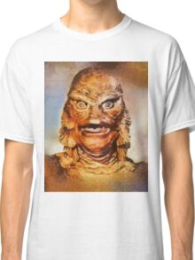 Creature from the Black Lagoon, Vintage Horror Classic T-Shirt