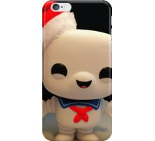 Santa Stay Puft iPhone Case/Skin