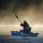 Kayaking the Harrison River by Sheri Bawtinheimer