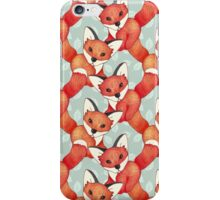 Fox Lattice iPhone Case/Skin