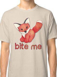 Fox Lattice Classic T-Shirt