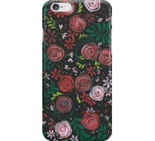 Rosey Roses iPhone Case/Skin