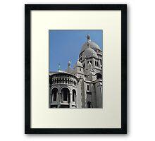 Sacre Coeur I Framed Print