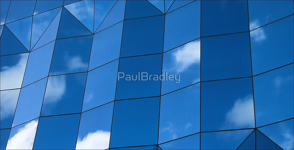 Fractured Sky by PaulBradley