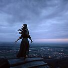 dance over the city by LauraZalenga