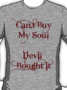 Soul Sold T-Shirt