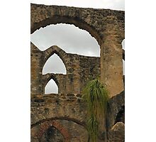 Arches At San Jose Photographic Print