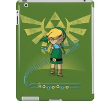 The Song of Time iPad Case/Skin