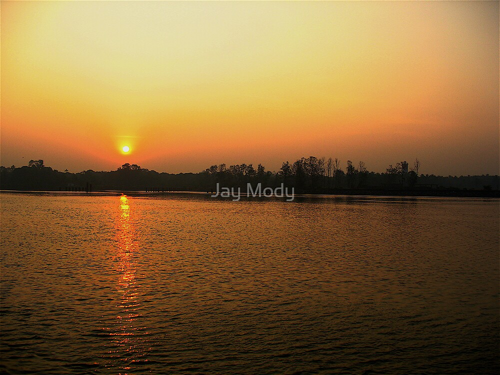 Kerala - God's Own Country by Jay Mody