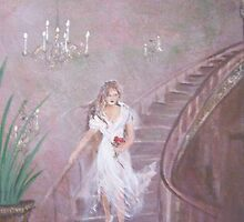 secret staircase by francelle  huffman