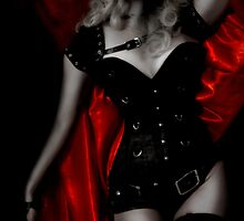 Crimson Heart II by aka-photography