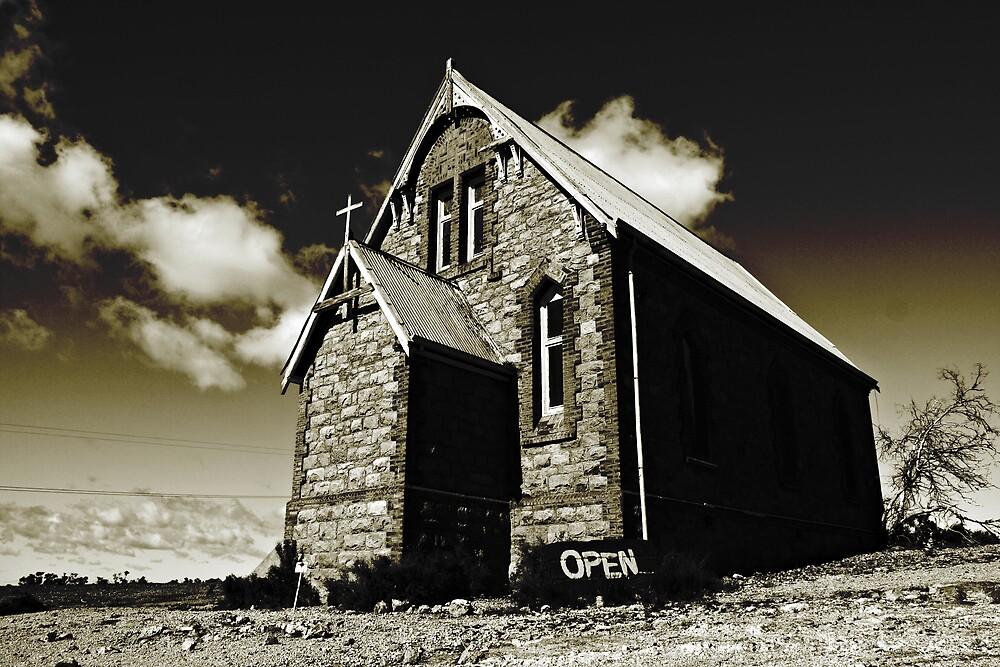 Silverton Church 5 by Rooboycoz