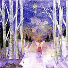 Christmas Dove by patsarts