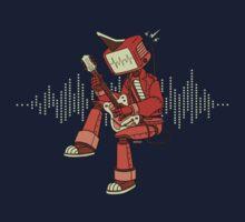 Rock-a-Billy Robot Kids Clothes