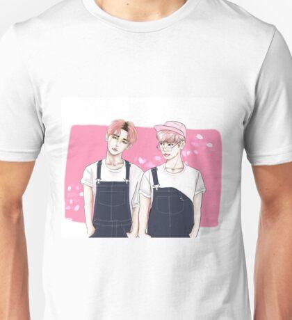 pastel pink babies Unisex T-Shirt