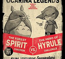 Ocarina Legends by Nasken