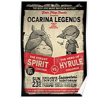 Ocarina Legends Poster